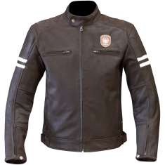 Merlin Hixon Heritage Jacket - Brown