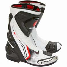 Merlin Phantom Boots - White Black
