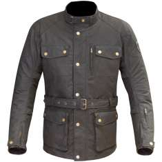 Merlin Atlow Wax Jacket WP - Black