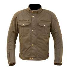 Merlin Barton Wax Jacket WP - Khaki