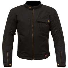 Merlin Elmhurst Wax Jacket WP - Black