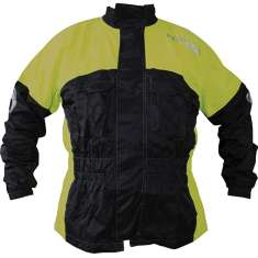 Richa Rain Warrior Jacket WP - Black Yellow