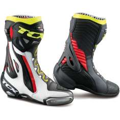 TCX RT-Race Pro Boots Air - White Black Yellow