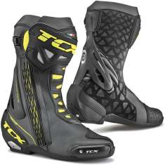 TCX RT-Race Boots - Black Yellow