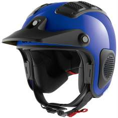 Shark ATV-Drak Helmet BLU - Blue Black
