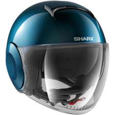 Shark Nano Crystal Metal BLM Helmet - Blue