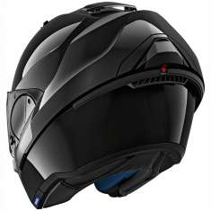 Shark Evo-One 2 Blank Helmet BLK - Black