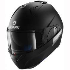 Shark Evo-One 2 Blank Helmet MAT KMA - Matt Black
