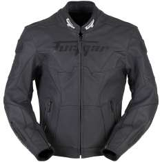 Furygan Bullring Leather Jacket - Black