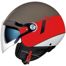 Nexx SX60 Smart 2 Helmet - Grey Red
