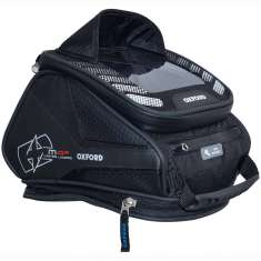 Oxford M4R Lifetime Tank 'n' Tailer Bag Magnetic 4 Litres WP - All Colours