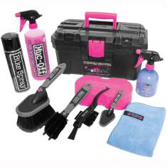 Muc-Off Ultimate Motorcycle Care Kit - Black