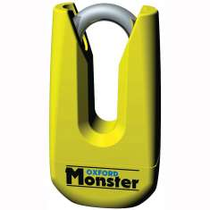 Oxford Monster Ultra Strong Disc Lock - Yellow