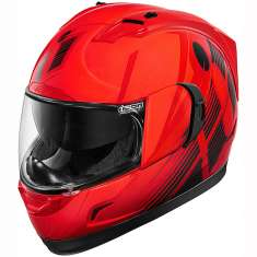 Icon Alliance GT Primary Helmet - Red