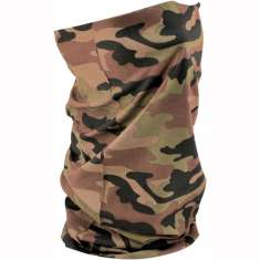 Zan Headgear Summer Motley Neck Tube - Camouflage