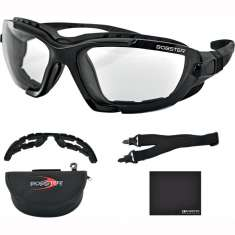 Bobster Renegade Convertible Sunglasses Goggles - Photochromatic