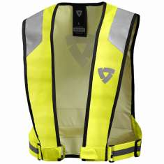 Rev It! High Visibility Vest Connector - Yellow Neon