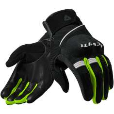 Rev It! Mosca Gloves Mens - Black Yellow