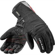 Rev It! Gloves Fusion GTX - Black Red