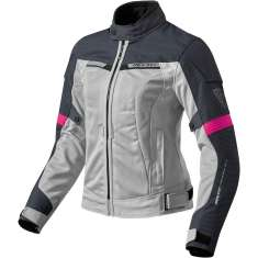 Rev It! Airwave 2 Jacket Ladies - Grey Black Pink