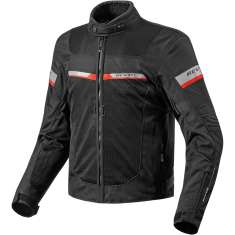 Rev It! Tornado 2 Jacket 2L WP - Black