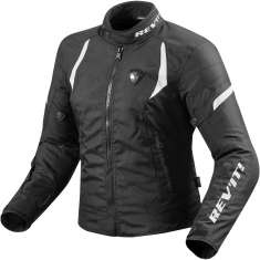Rev It! Jupiter 2 Jacket Ladies WP - Black White