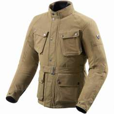 Rev It! Livingstone Jacket WP - Tan