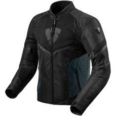 Rev It! Arc Jacket Mens Air - Black