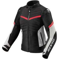 Rev It! Arc Jacket Ladies WP - Black Red
