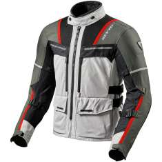 Rev It! Offtrack Jacket Air WP - Silver Red
