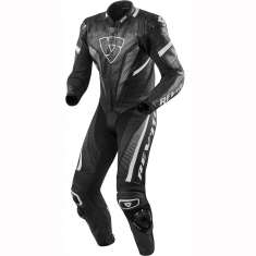Rev It! Spitfire Leather Suit 1 Piece - Black