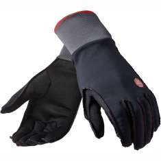 Rev It! Windstopper Inner Gloves Grizzly - Black