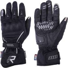 Rukka Virium Gloves X-Trafit GTX - Black Grey