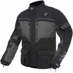 Rukka Overpass Jacket GTX - Black Grey