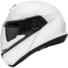 Schuberth C4 Helmet - White