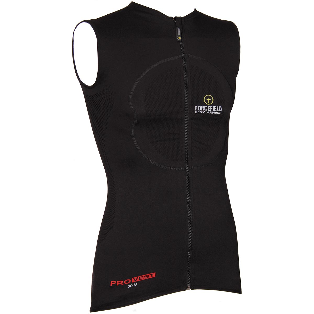 Black//Yellow Forcefield Body Armour Pro Lite K Back Insert 002