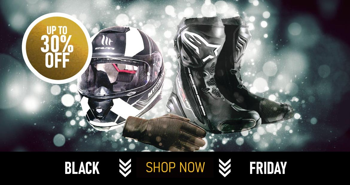Motorcycle Clothing Black Friday