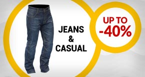 Casuals and Urban Motorcycle Gear Sale